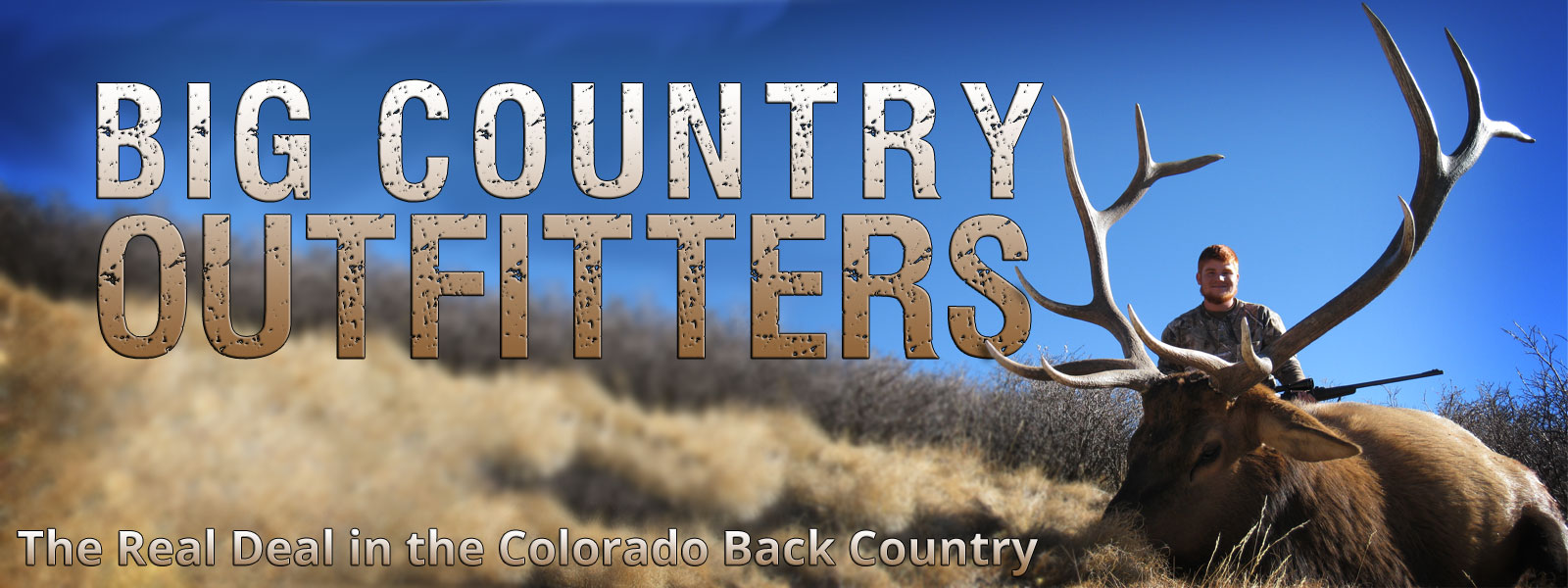Guided Elk Hunts in Colorado | Big Country Outfitters