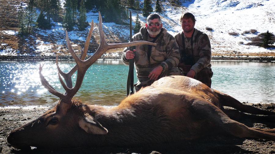 Deer and Elk Hunting Outfitter Creede Colorado, San Luis