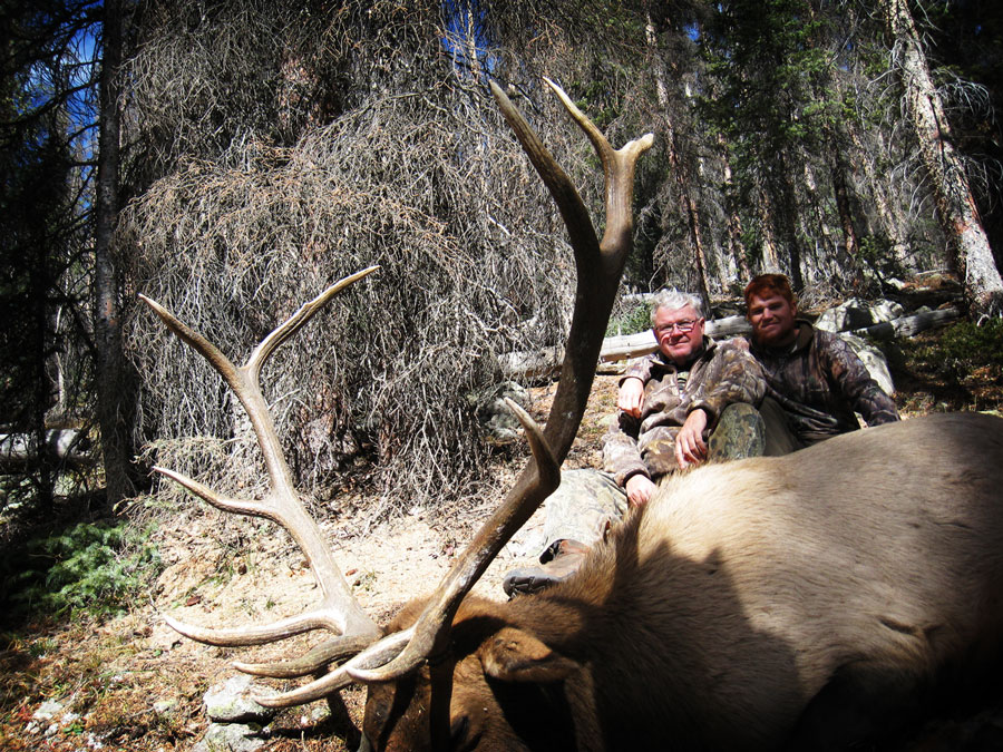 Services and Pricing for Guided Deer and Elk Hunts